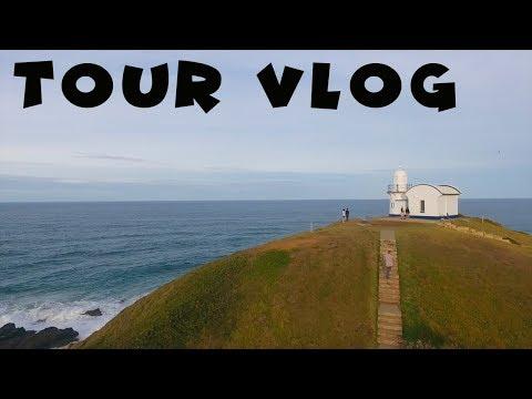 Tour Vlog - Port Macquarie And Coffs Harbour