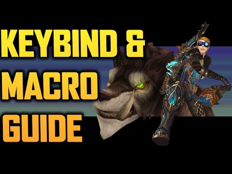 Hunter Keybind & Macro Guide [Legion]