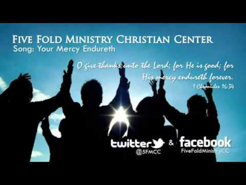 """five fold ministry It has recently become popular to speak of """"the five-fold ministry,"""" a system of church government with apostles, prophets, evangelists, pastors, and teachers."""