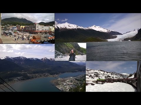 Alaska Cruise/NCL Jewel: port excursions; Ketchikan, Juneau, Skagway - Pt 1of4