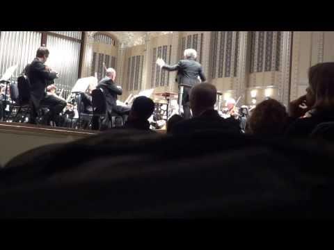 Beethoven Symphony No. 3 Op. 55 Eroica (excerpt) - Cleveland Orchestra - Franz Welser-Möst