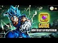 How To Get LR Vegito Blue DBZ Dokkan Battle