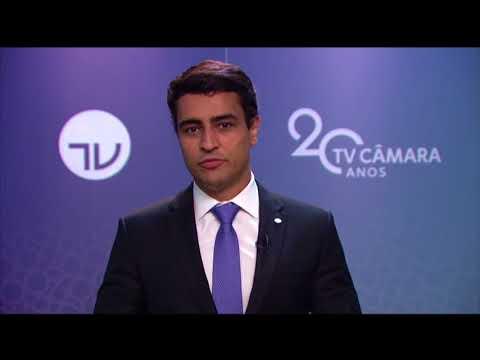 20 Anos TV Câmara: deputado JHC (PSB-AL)