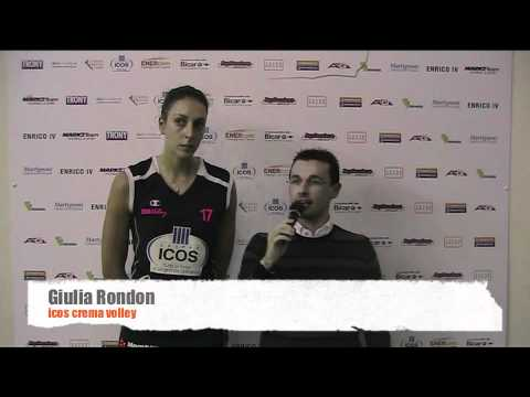 Volley 3 Intervista a Giulia Rondon