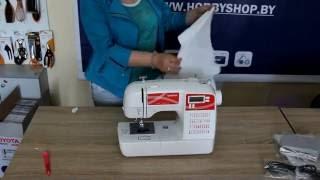Швейная машина Brother JS 40 - UNPACK (Распаковка)(Компьютерная швейная машина выполняет 40 швейных операций, включая 5 видов петель. Оснащена современным..., 2016-06-16T14:55:47.000Z)