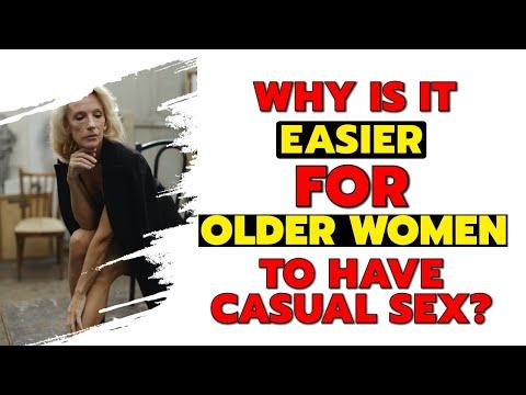 Senior casual sex