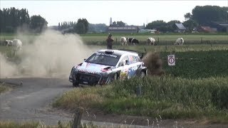 Ypres Rally 2017 SHAKEDOWN