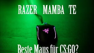 Razer Mamba TE - Review (Deutsch)