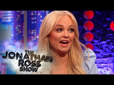 Emma Bunton Reassures The World On The Spice Girls Tour - The Jonathan Ross Show Mp3