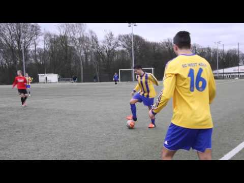 ProSoc College SHOWCASE 2016 / Game vs. Köln West U19 - Part 10 - Third half