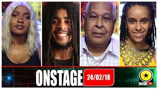 Jada Kingdom, Skip Marley, King Jammy, Kelissa - Onstage February 24 2018(FULL SHOW)