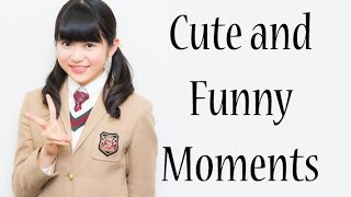 Cute and Funny Moment compilation of Saki Ooga If anyone is interes...