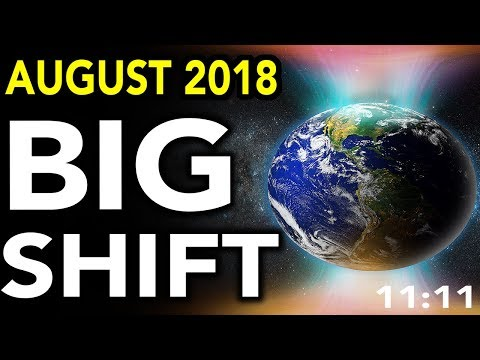 5 Things You Should Know About The AUGUST Ascension Energy - 2018