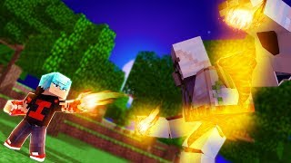 Minecraft: ESCOLA DE HERÓIS - O Meu Novo Super Poder De Herói! ‹ Ine ›