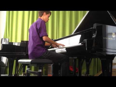 Your Song - Elton John - Steinway & Sons Model D