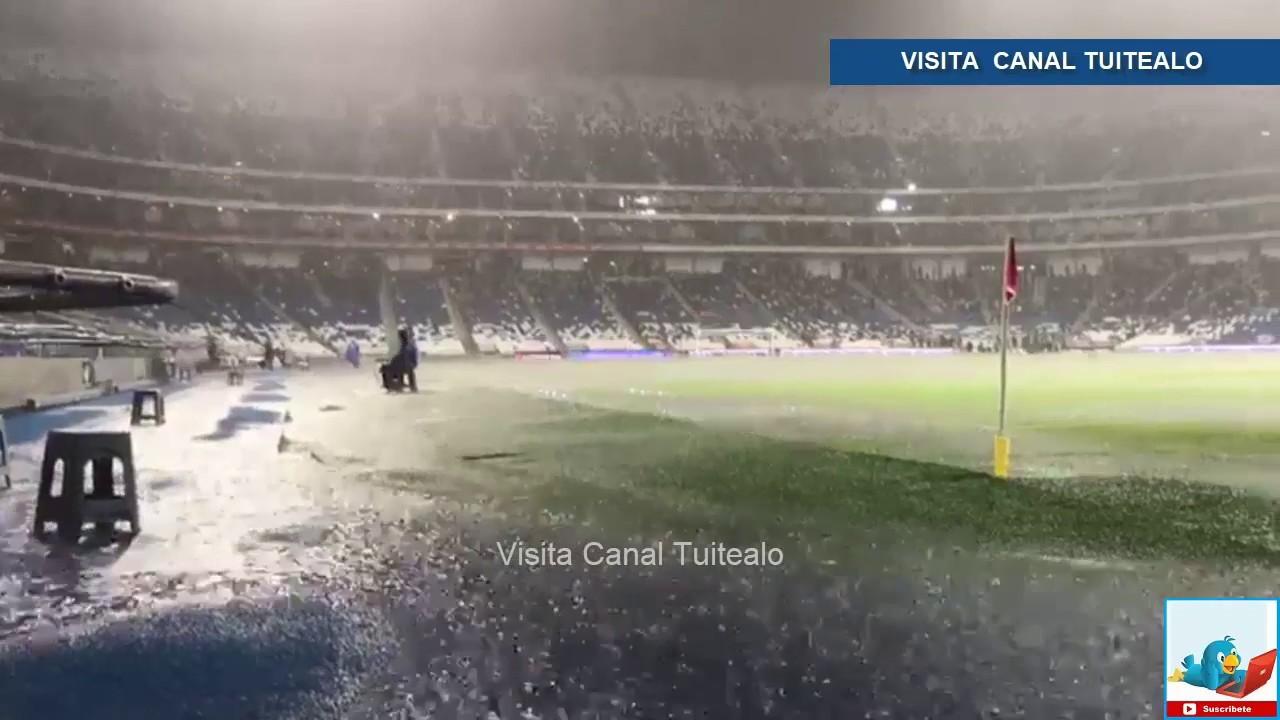 Suspenden el partido Rayados vs Zacatepec por tormenta eléctrica ... 98024fabc4ffa