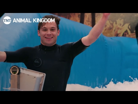 Animal Kingdom: Surfing with the Cast at 2017 SXSW  TNT