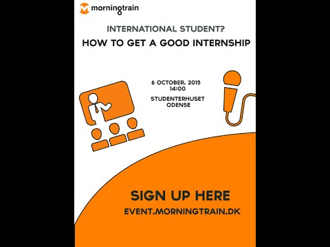 Internship in Denmark