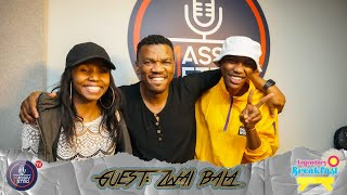 Zwai Bala on being a musician, TKZEE, the importance of production & more on #LegendaryBreakfast