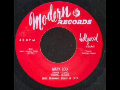 Mary Lou -  Young Jessie