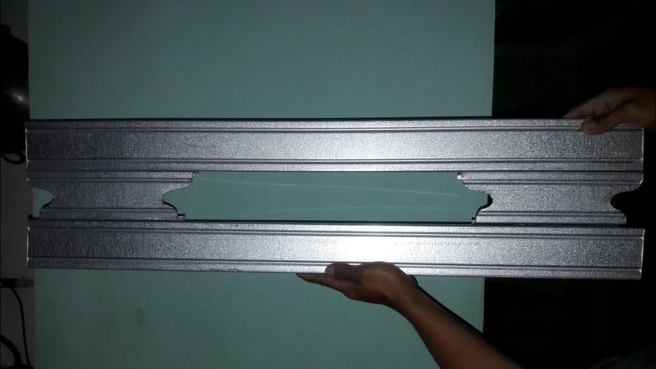 model variasi kanopi baja ringan cara membuat aksesoris untuk tampak dpn canopy youtube
