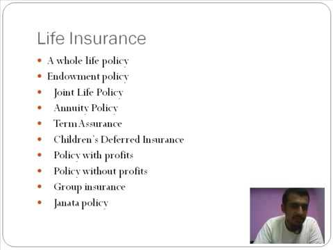 ✥E-Learning Insurance - Basics and Types