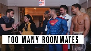 TOO MANY ROOMATES  [Room 28 Comedy]