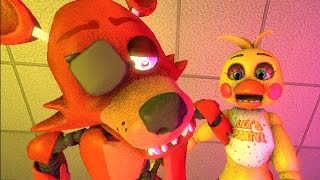 SFM FNAF Foxy x Toy Chica music video