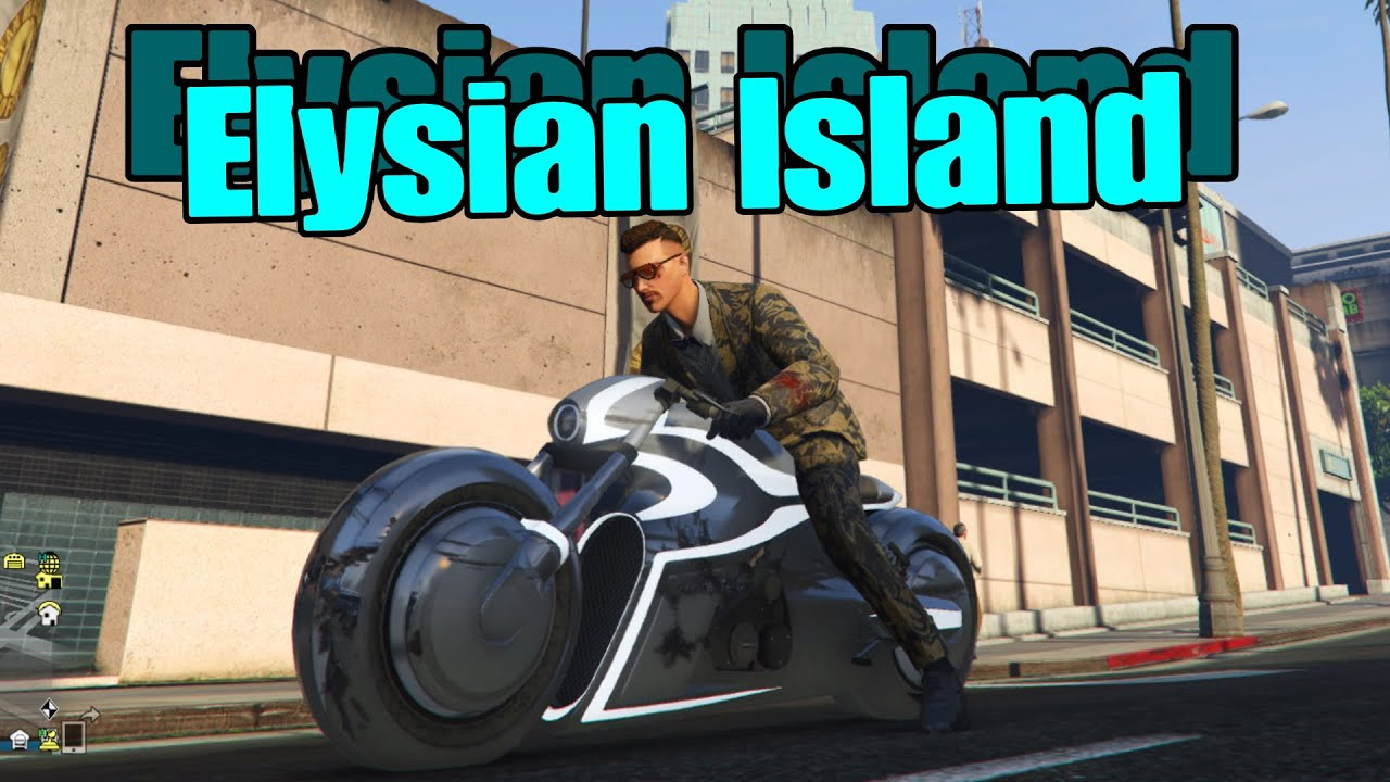 Elysian Island-Time trials-GTA Online GUIDE