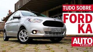 Tudo sobre: Ford Ka 2015