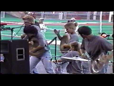 Colts 1999 Cymbal Ensemble