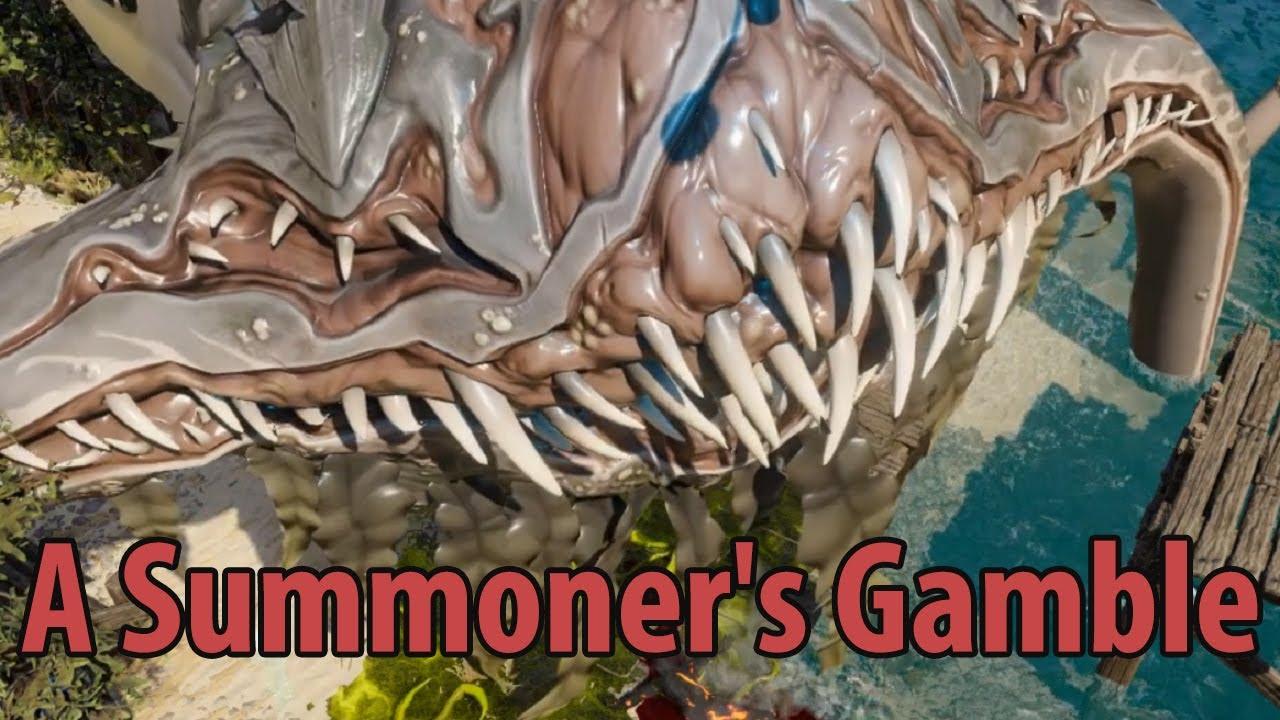 Divinity 2 Summoner Necro Build