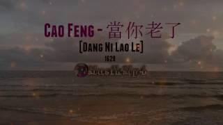 Cao Feng   當你老了 dang Ni Lao Le - MusikMp4 com