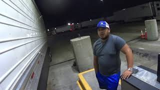 September 18, 2019/209 trucking, catching fuel in Lebanon,IN and meeting up with Bossman Trucker