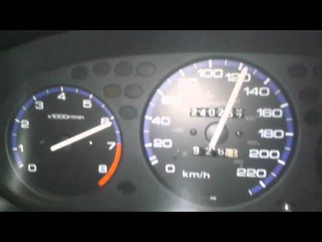 Honda Civic D16Y8 0-200