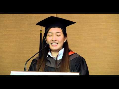 ACCA Graduation Ceremony 2014