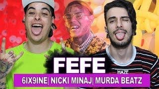 6Ix9Ine Nicki Minaj Murda Beatz FEFE REACT ANLISE INTERNACIONAL.mp3