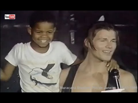 a-ha live - The Living Daylights (HD), Rock in Rio II, Rio de Janeiro - 26-01-1991