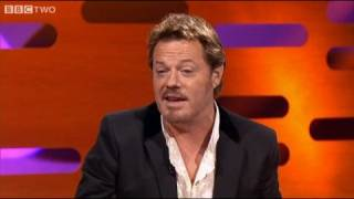 Cats that look like Hitler - The Graham Norton Show - BBC Two