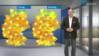 Starker Flug von Birkenpollen, steigende Sonnenbrandgefahr (Mod.: Frank Böttcher)