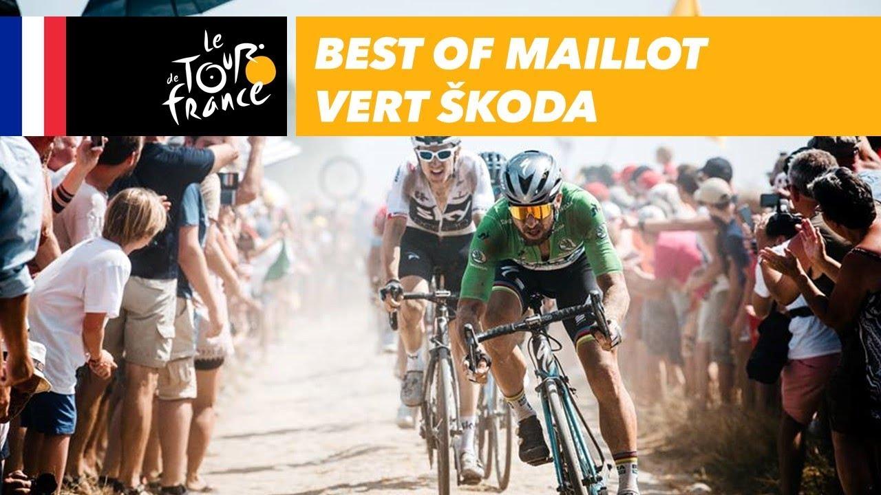 Best of - Maillot Vert ŠKODA - Tour de France 2018 - YouTube d0a4dddf5