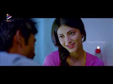 Shruti Haasan & Dhanush First Night Scene  3 Telugu Movie  Anirudh  Aishwarya  Telugu FilmNagar