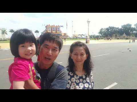 Phnom Penh Trip, Cambodia