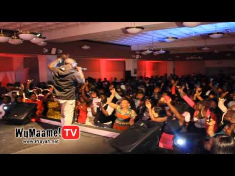 Tiffany, Castro, VIP Concert In NYC (Full Clip) Ghanaian Summer Jam 2012