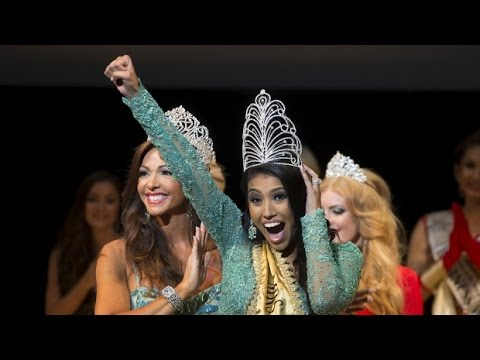 Mrs. Universe 2015 is from Alberta's Enoch Cree Nation