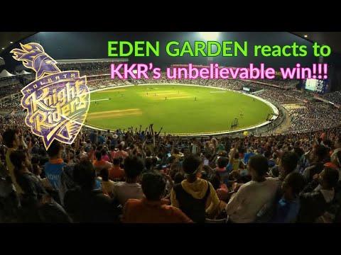 Eden Garden Reacts To KKR Vs SRH IPL 2019 Highlights | Andre Russell, SRK Post Match Celebrations