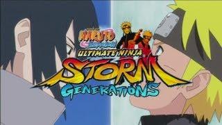 Jogando e Aprendendo: Naruto Shippuden Ultimate Ninja Storm Generations - Xbox 360