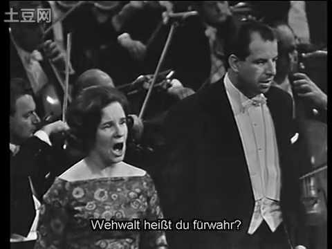 Hans Knappertsbusch & Wiener Philharmoniker - Sonderkonzert of 1963 Wiener Festwochen (2nd Half)