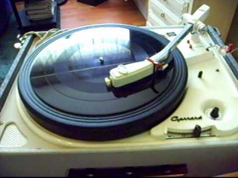 The Marks (dutch beat group) - Scarecrow/ A 45 rpm Acetate record! Garrard 4HF