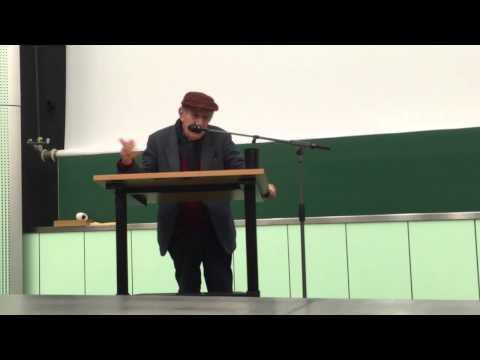 SOLIKON 2015 - AUS DEM GLOBALEN SÜDEN LERNEN, 11.09.2015 - TU-Berlin, Vortrag Prof. Paul Singer